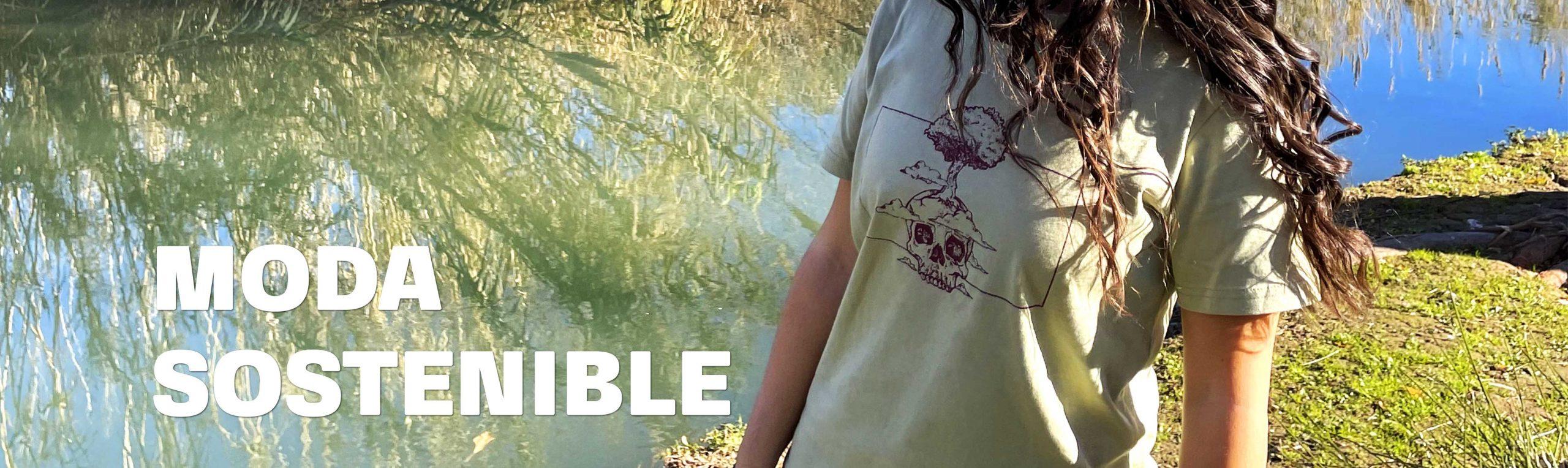 Moda sostenible, camisetas y sudaderas orgánicas